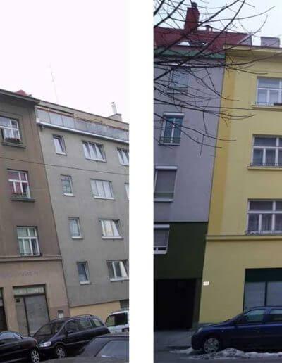 Fassadensanierung Wien 17.