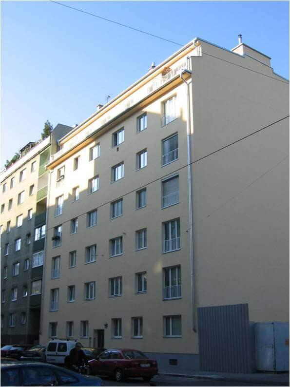 Wien 20., 38 Einheiten (Thewosansanierung)