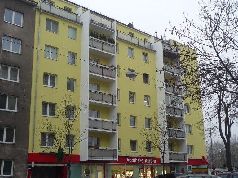 Wien 20., 52 Einheiten