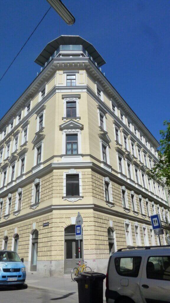 Wien 9., 25 Einheiten