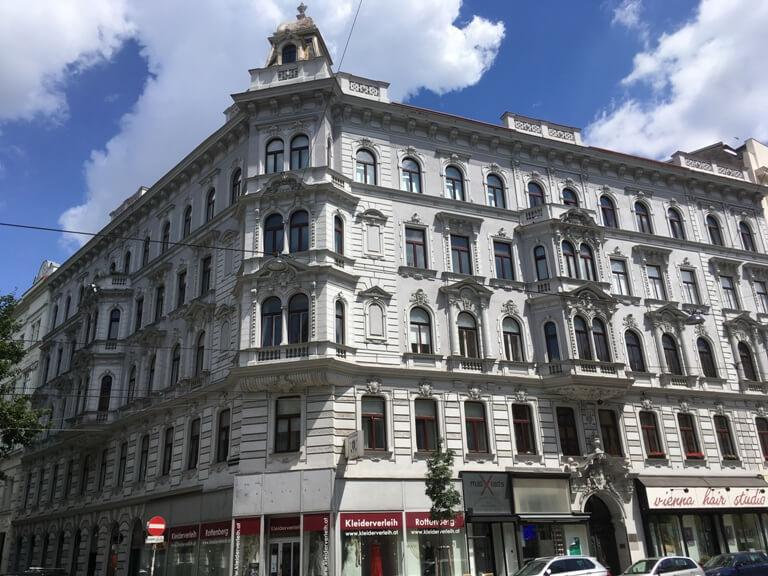Wien 9., 3.035 m² Nutzfläche